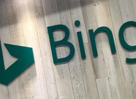 Bing изменяет домашнюю страницу