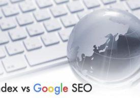 Основные различия между продвижением в Yandex и Google