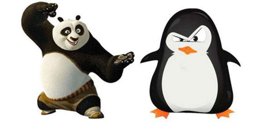 Google Panda & Penguin: Различия на уровне страницы
