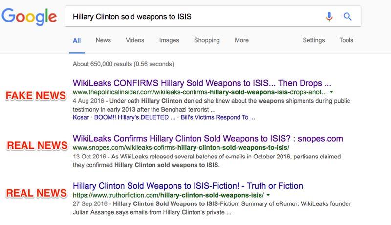 Хиллари Клинтон продает оружие ИГИЛ