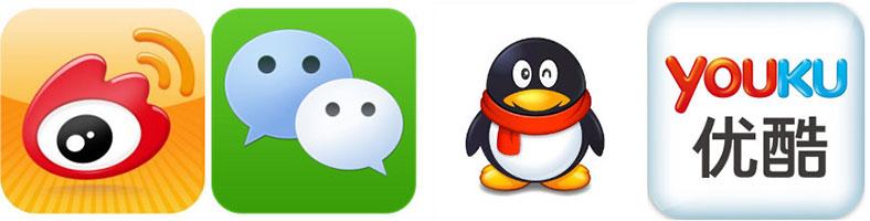Социальные сети в Китае