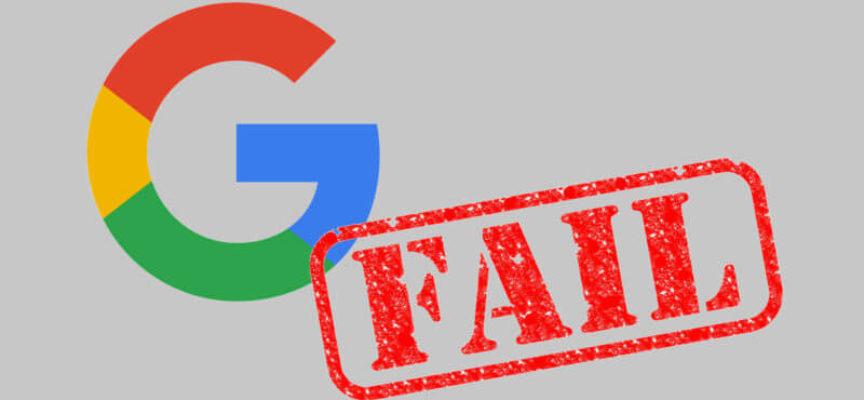 Google: страница не может одновременно содержать noindex и rel=canonical